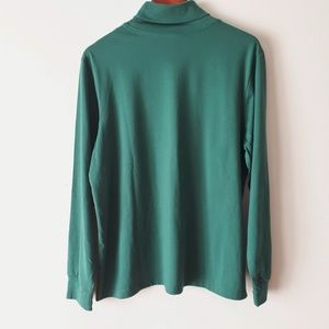 Anthony Richards Sweaters - Vintage Green Turtleneck